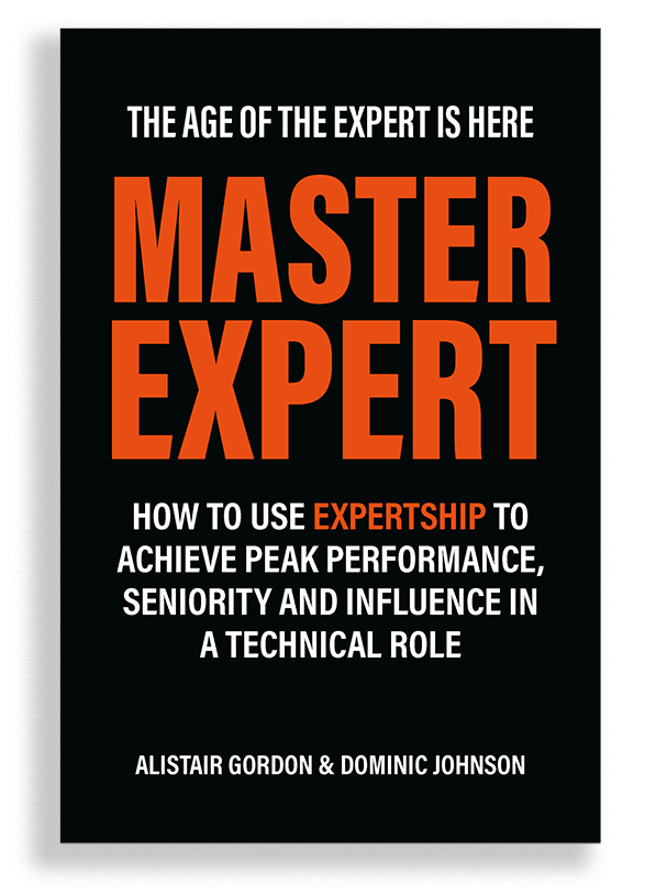 Cover of How to be a better Master Expert